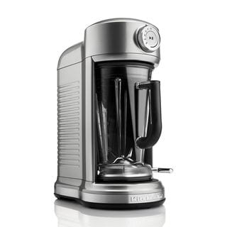 KitchenAid KSB5010SR Sugar Pearl Silver Torrent Magnetic Drive Blender