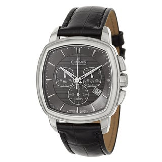 Charmex Men's 2531 Leather Watch