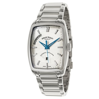 Armand Nicolet Men's 9630A-AG-M9630 Stainless Steel Watch