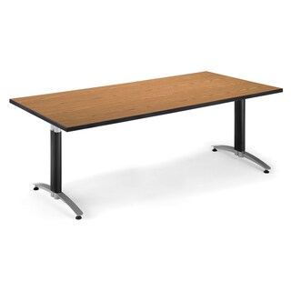 Mesh Base Conference Table 36-inch x 72-inch (3 options available)