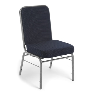 Comfort Class Series Stacking Chair (Set of 4)