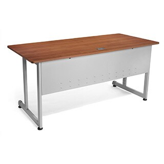 Scratch-resistant Modular Steel 30-inch x 60-inch Desk/Worktable - 30 x 60