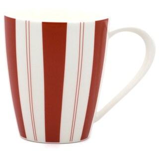 Red Vanilla Tuxedo Rouge 12-ounce Mug (Set of 4)