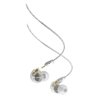 MEE audio M6 PRO Universal-Fit Noise-Isolating Musicians In-Ear Monitors with Detachable Cables