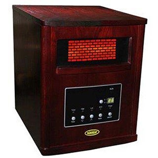 Thermal Wave by SUNHEAT TW1460 Cherry Electric Portable Infrared Heater