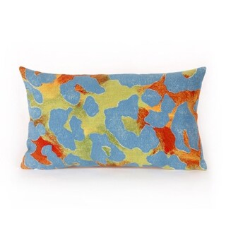 Spotted Jungle Throw Pillow