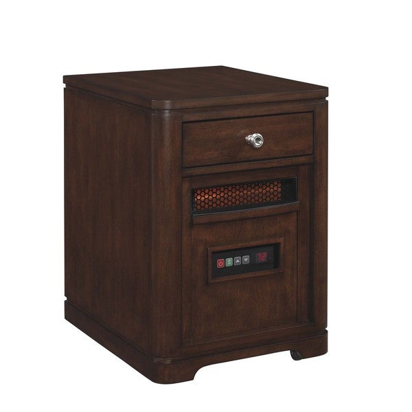 DuraFlame 10HET4128-W502 Burnished Walnut Portable Electric Infrared