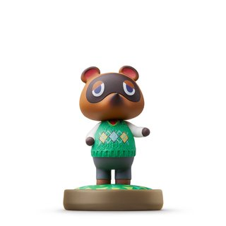 Nintendo AC- Tom Nook amiibo