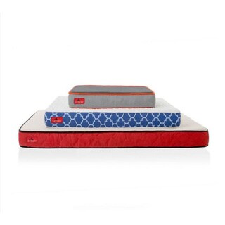 Brindle Waterproof Designer Memory Foam Pet Bed (More options available)