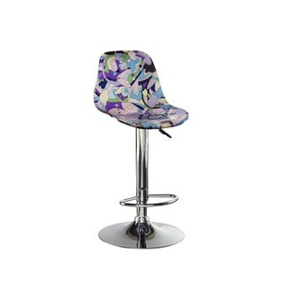 Powell Jolene Abstract Barstool