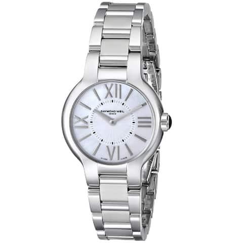 Raymond Weil Women's 5927-ST-00907 'Noemia' Stainless Steel Watch