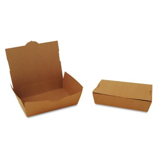 SCT ChampPak Brown Carryout Boxes (Pack of 200)