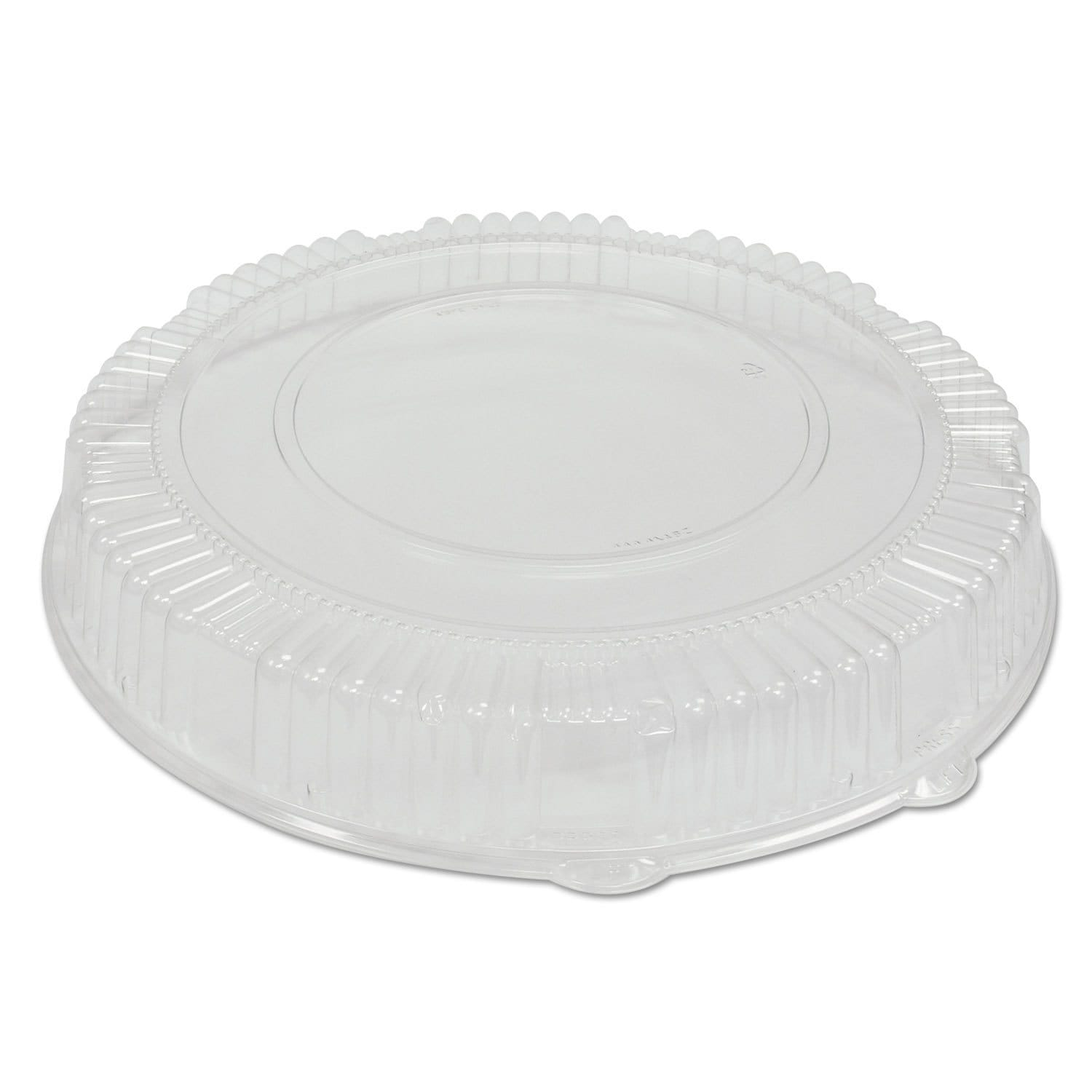 WNA Caterline Clear Plastic Dome Lids (Pack of 25) (Clear)