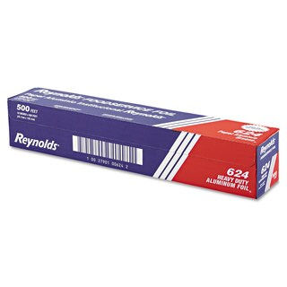 Reynolds Wrap Heavy Duty Silver Aluminum Foil Roll