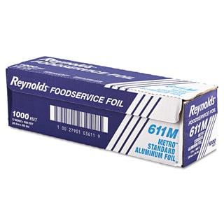 Reynolds Wrap Metro Silver Aluminum Foil Roll