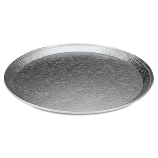 Handi-Foil of America Aluminum Embossed Tray (Pack of 25)