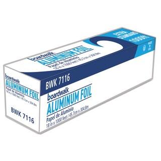 Boardwalk Premium Quality Silver Aluminum Foil Roll