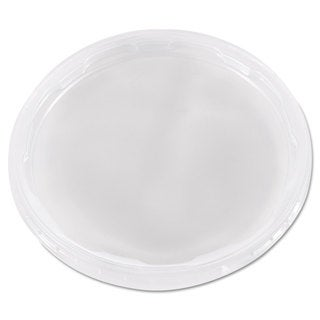 WNA Plug-Style Clear Deli Container Lids (10 Packs of 50 Lids)