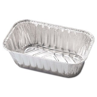 Handi-Foil of America Aluminum Baking Pan (Pack of 200)