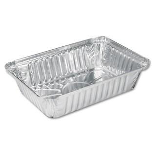 Handi-Foil of America Aluminum Oblong Pan (Pack of 500)