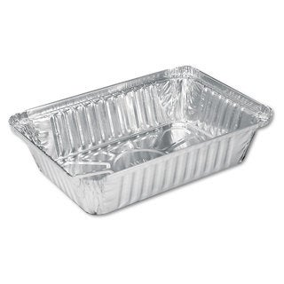 Handi-Foil of America Aluminum Oblong Pan (Pack of 500)