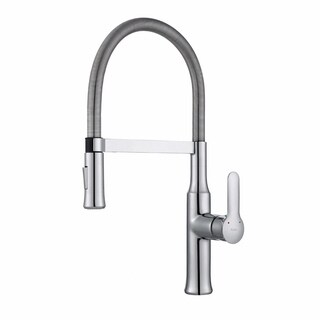 Kraus Nola Single Lever Flex Commercial Style Kitchen Faucet