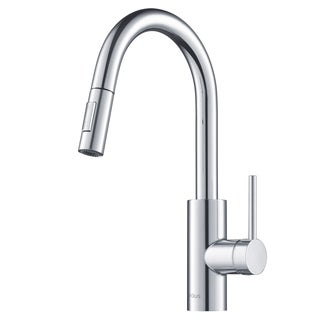 Kraus Mateo Single-Lever Pull-Down Kitchen Faucet