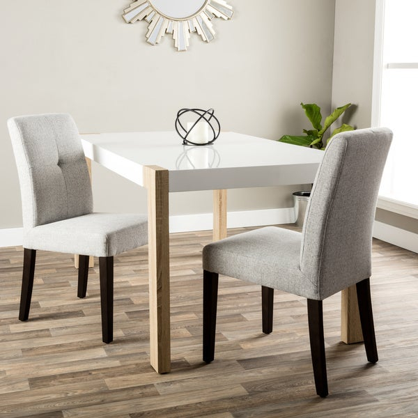 Dining Room Sets Clearance: Hazelton Home Ethan Dining Chair In Fabric (Set Of 2