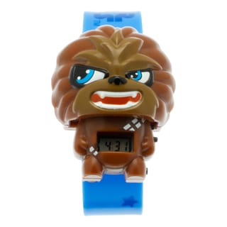 BulbBotz Star Wars Kid's Light Up Chewbacca Watch