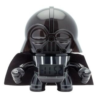 BulbBotz Star Wars Kid's Mini Darth Vader Clock