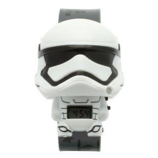 BulbBotz Star Wars Kid's Light Up Stormtrooper Watch