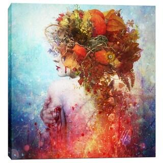 Cortesi Home 'Compassion' by Mario Sanchez Nevado Giclee Canvas Wall Art