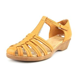 Easy Spirit Women's 'Ryanne' Leather Sandals