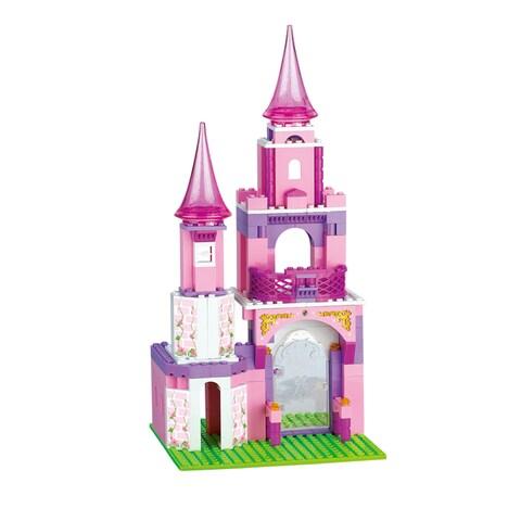 Sluban Interlocking Bricks Princess Castle M38-B0152