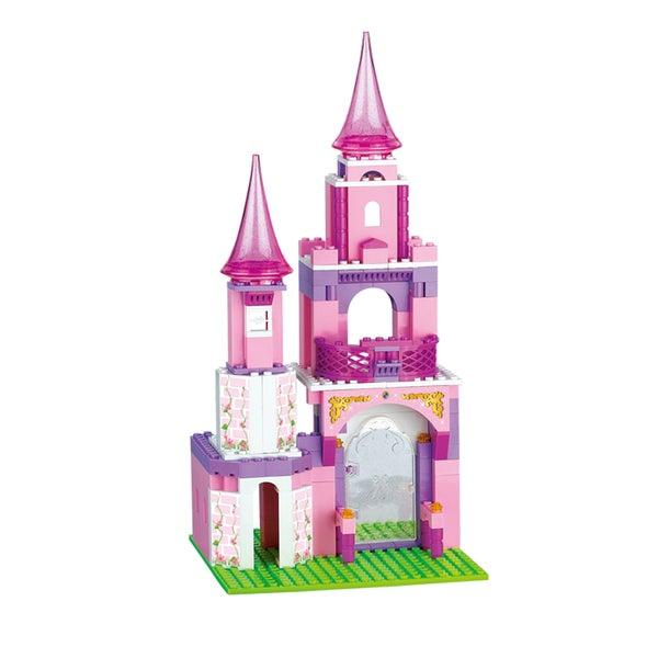 Sluban Interlocking Bricks Princess Castle M38-B0152