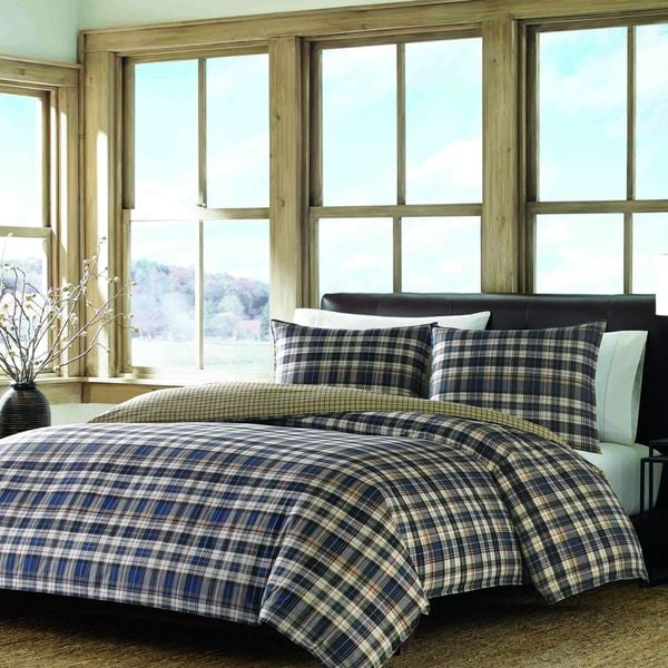 Eddie Bauer Port Gamble 3-piece Comforter Set