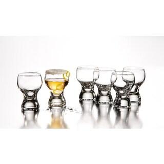 Soho 3-ounce Shot Glasses (Set of 6)