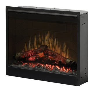 "Dimplex North America 26"" Self-trimming Electric Fireplace"