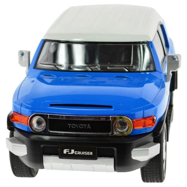 Cis-928 1:12 Toyota Fj Cruiser Licensed Car
