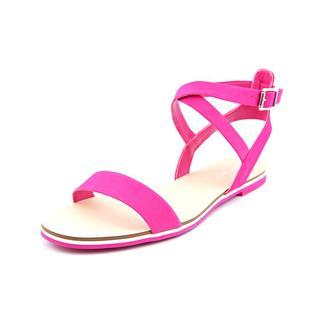 Calvin Klein Women's 'Carolina' Nubuck Sandals