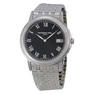 Raymond Weil Men's 5466-ST-00208 'Tradition' Stainless Steel Watch