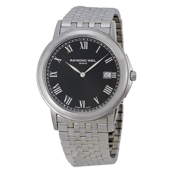 fcdec1c2999 Shop Raymond Weil Men s 5466-ST-00208  Tradition  Stainless Steel ...