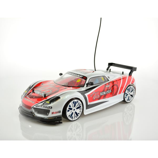 Cis-886 Grey 1:10 R/ C Drift Car
