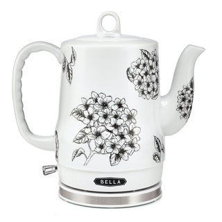 Bella Ceramic Floral Kettle