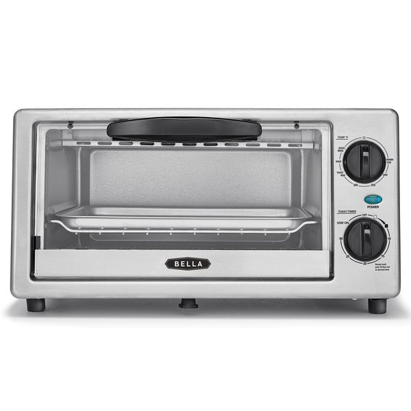 Shop Bella 4 Slice Toaster Oven Free Shipping On Orders