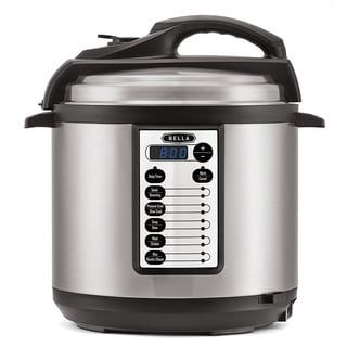 Bella 6-quart Pressure Cooker