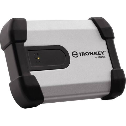"IronKey H350 2 TB Hard Drive - 2.5"" Drive - External"
