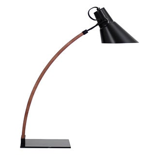 Noah Mid-Century Modern Wood Lamp
