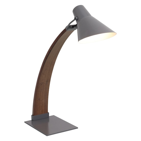 Noah Mid-Century Modern Wood Lamp - Free Shipping Today ...