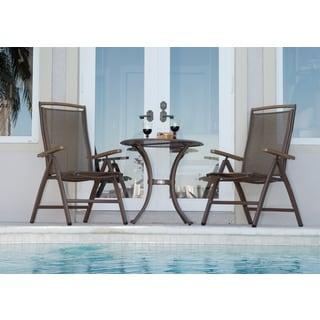 Panama Jack Island Breeze 3-piece Slatted Dining Group